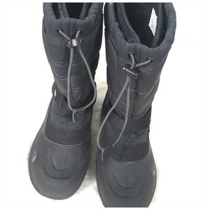 The North Face Shoes - The North Face Boys Kids Snow Boots Size 4